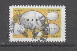 """FRANCE / 2018 / Y&T N° AA 1568 : """"Emoji"""" (Bulles Muettes)- Oblitération Du 26/03/2018. SUPERBE ! - France"""