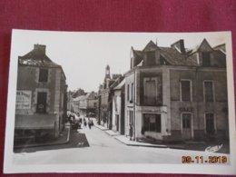 CPSM - Guémené-Penfao - Rue De L'Hôtel-de-Ville - Guémené-Penfao