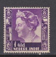 Nederlands Indie 263 Used Watermark ;  Koningin Queen Reine Reina Wilhelmina 1938 NETHERLANDS INDIES PER PIECE - Nederlands-Indië