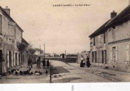 LAGNY  -le-SEC  - Le Jeu D'Arc - Autres Communes