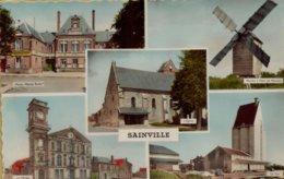 28 SAINVILLE - France