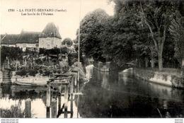 D72  LA FERTE- BERNARD  Les Bords De L' Huisne   ..... - La Ferte Bernard