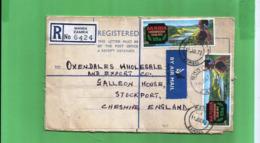 Zambia Registered Cover MANSA 1972 - Zambia (1965-...)