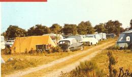 66 - CAMPING SAINTE MARIE De La MER - Citroën DS - Tentes - Caravanes - Piscine - Non Circulée - N° 875 L - 2 Scans - - Passenger Cars
