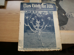 Das Buch Fur Alle Illustrierte Familienzeitschrift 26 Pages - Travel & Entertainment
