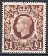 Gran Bretagna 1948 Unif. 245  **/MNH VF - 1902-1951 (Re)