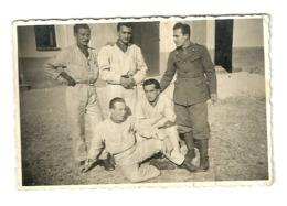 "5892 "" 2° LOTTO 11 FOTOGRAFIE DI MILITARI "" FOTO ORIGINALE - Krieg, Militär"