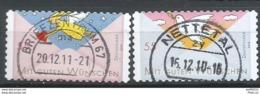 Germany/Bund Mi. Nr.: 2827 - 28 Vollstempel (brv2010er) - BRD