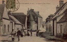 28 PONT SOUS GALLARDON  LA FERME DU VIEUX CHATEAU - Frankrijk