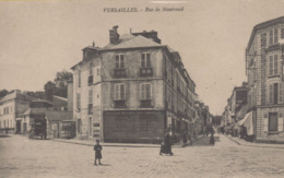 Versailles : Rue De Montreuil - Versailles