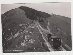 BA084 - SUISSE - Mte. Generoso 1904 M - Passage Du Train - TI Tessin