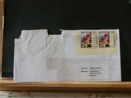 A11/589  LETTRE LUX. 2015 THEME EUROPA - Unclassified