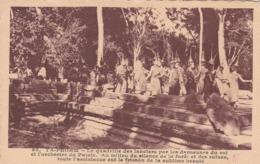 TA-PROHM - Le Quadrille Des Lanciers Par Les Danseuses Du Roi Et L'orchestre Du Palais Paulussen N°98 CAMBODGE Indochine - Cambodia
