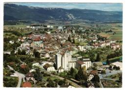 ORBE - Aiguilles De Baulmes Et Chasseron (silos) - VD Waadt