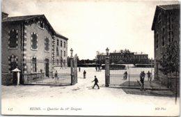 51 REIMS - Quartier Du 16ème Dragons - Reims