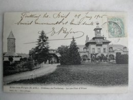 BRIIS SOUS FORGES - Château De Fontenay - Le Pavillon D'hiver - Briis-sous-Forges