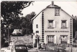 WALSCHEID- ST-LEON - Restaurant De La Promenade - Café PIERCY - Pub Bières Moritz Et Orangina - Frankrijk