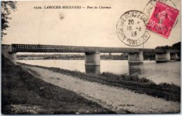 89 CHARMOY - Le Pont - Charmoy