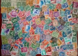 LOT DE 200 TIMBRES DE FRANCE OBLITÉRÉS - Collections