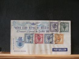 A11/594  DOC. BELGE  1951 - Fesselballons