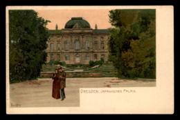 ALLEMAGNE - DRESDEN - JAPANISCHES PALAIS - ILLUSTRATEUR PAUL HEY - Dresden