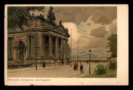 ALLEMAGNE - DRESDEN - ACADEMIE DER KUNSTE - ILLUSTRATEUR PAUL HEY - VOIR ETAT - Dresden