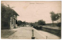 Novéant, L'Ecluse Du Canal (pk63147) - Sonstige Gemeinden
