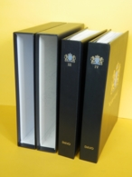 Netherlands 1981-2001: ADVANCED COLLECTION IN 2 DAVO LUXE ALBUMS WITH SLIPCASE - Collections (with Albums)
