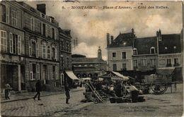 CPA MORTAGNE - Place D'Armes - Cote Des Halles (356616) - Mortagne Au Perche