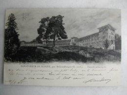 Sanatorium De BLIGNY - Par Briis Sous Forges - Façade Principale - Other Municipalities
