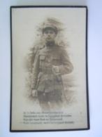 Oorlog Guerre Pierre-Jean-André Janssen °Uyckhoven 1896 14e Linieregiment Gesneuveld Most-bij-Roesselaere 3 Oktober 1918 - Andachtsbilder