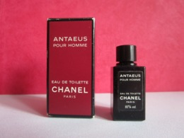 CHANEL - ANTAEUS  - Miniature - Miniatures Men's Fragrances (in Box)