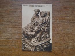 Amiens , Cathédrale , Stalles Du Choeur , La Mort De Jacob - Amiens