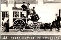 Carte Photo - 52e Petit Comice De Coullons - France