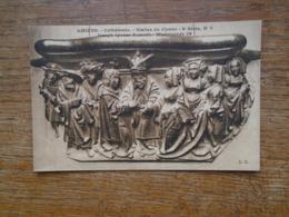 Amiens , Cathédrale , Stalles Du Choeur , Joseph épouse Azeneth , Miséricorde - Amiens
