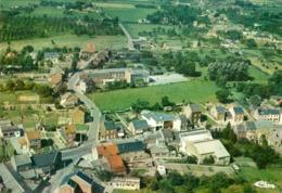 (Belgique) VILLERS LE BOUILLET  Vue Générale  Aérienne Quartier De La Panneterie   1990 - Villers-le-Bouillet