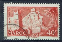 French Morocco, Tafraout, 1955, VFU - Morocco (1891-1956)