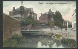 +++ CPA - FOSSES - La Biesme à La Rue Des Remparts - Couleur 1909   // - Fosses-la-Ville