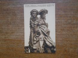 Amiens , Cathédrale , Stalles Du Choeur , Pharaon Et Son Conseiller écoutant Moïse - Amiens