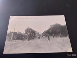 CPA (51) Reims. Boulevard Louis Roederer.   (E.2421) - Reims