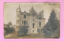 VILLA KER-MARIA. Carte Photo. - Postkaarten