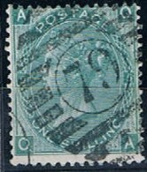 Great Britain, 1867/80, # Y 37, SG 115, Plate 5, Used - 1840-1901 (Regina Victoria)