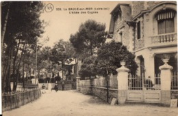 La Baule-sur-Mer - L'allée Des Cygnes - La Baule-Escoublac