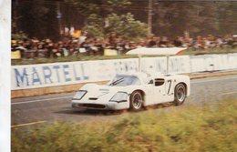 24 Heures Du Mans 1967  -  Chaparral 2F  -  Pilots: Phil Hill/Mike Spence  -  CPM - Le Mans