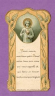Image Pieuse Premiere Communion Eglise De Jurques   Le 30 Juin 1929  - - Religión & Esoterismo