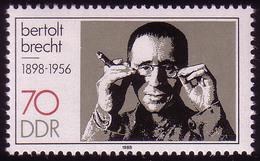 3148 Bertold Brecht Aus Block 91 ** - Ohne Zuordnung