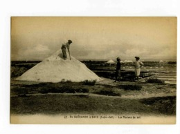C 386  -  De Guérande à Batz  - Les Mulons De Sel - Batz-sur-Mer (Bourg De B.)