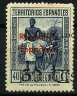 Guinea Española Nº 253. Año 1937/38 - Guinée Espagnole