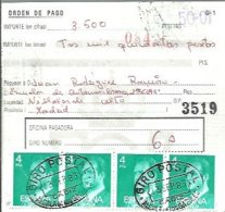 GIRO 1983 ALCALA DE LOS GAZULES CADIZ - 1931-Hoy: 2ª República - ... Juan Carlos I