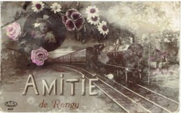Amitié De Rongy - Brunehaut - Un Peu Abimé ( Voir Scan ) - Brunehaut